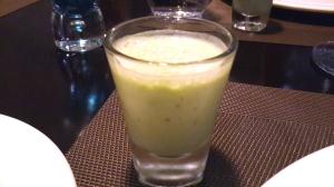 Mint Buttermilk Shot