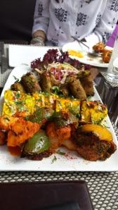 Veg Kebabs