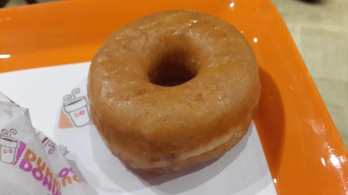Classic Glazed Doughnut