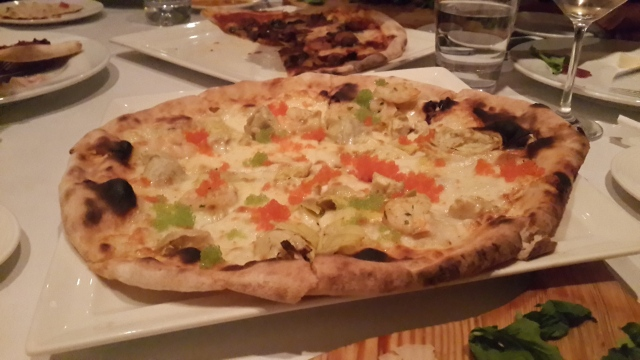 Best Pizza Every - Shrimp & Caviar