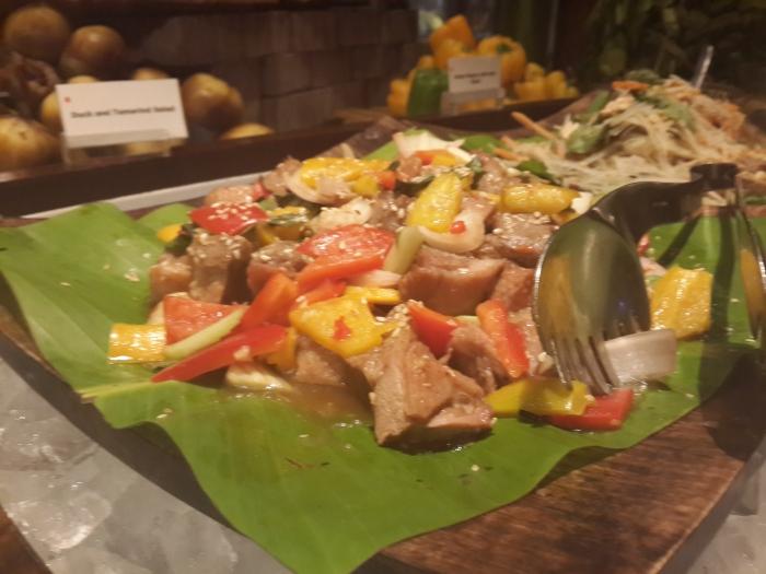 Duck & Tamarind Salad