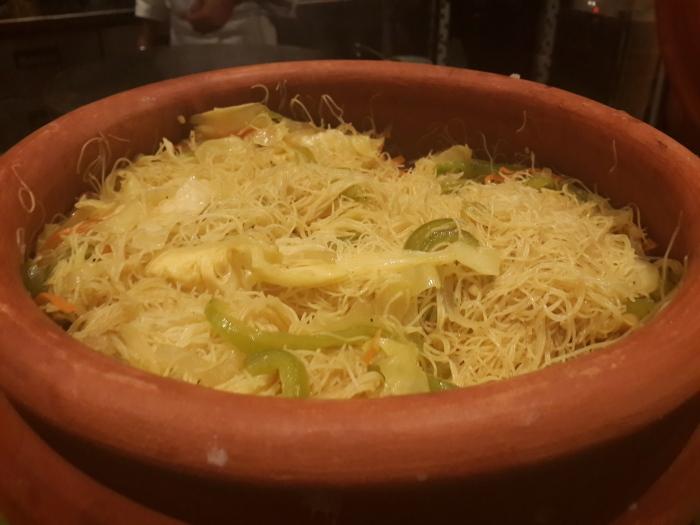 Stir Fried Vegetable Glass Noodles