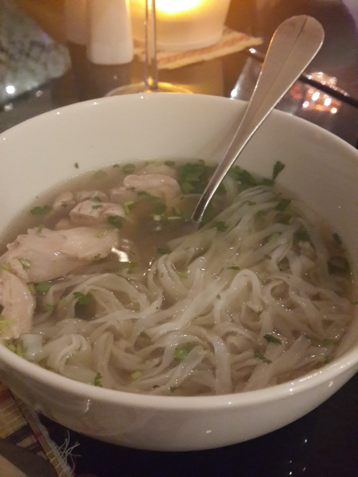 Winner - Chicken Soup