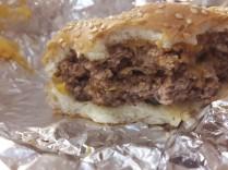 Five Guys Beef Burger