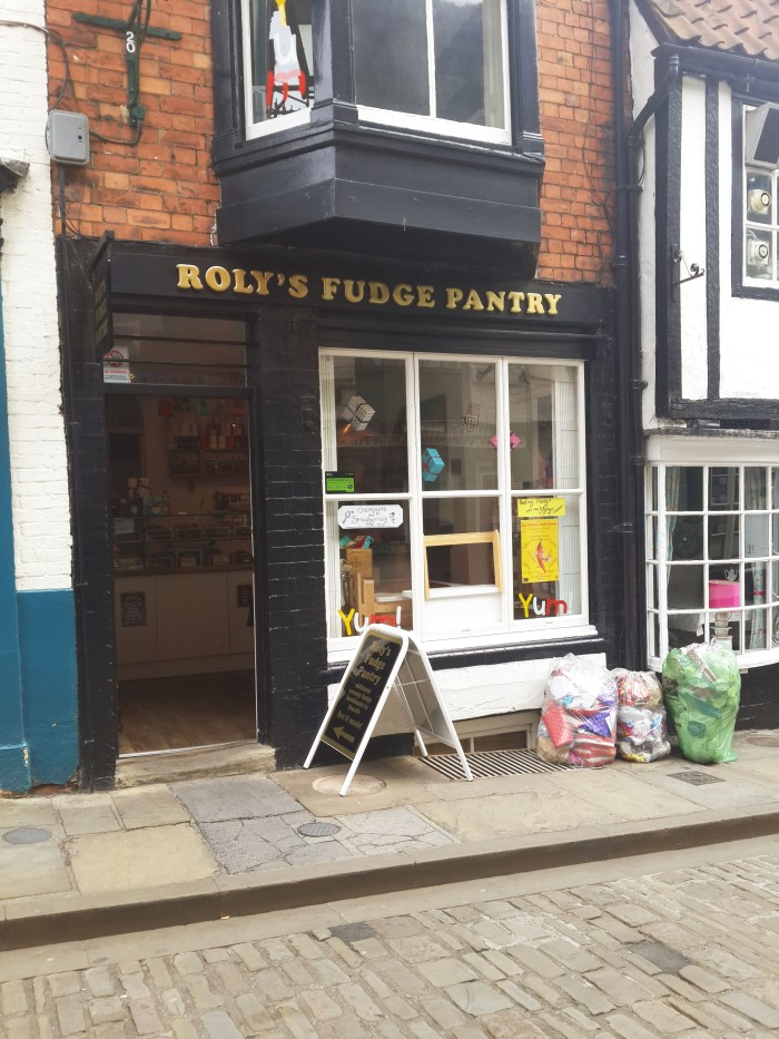Roly's Fudge Pantry