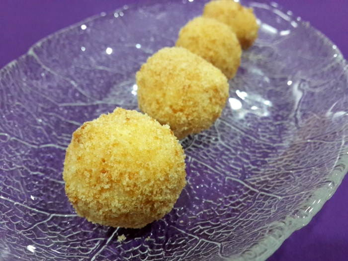 Cheese Cake truffles 2