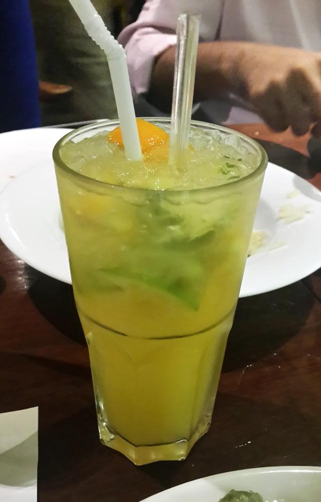 Citrus Mojito