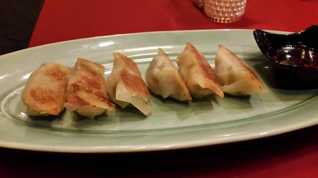 """Vegetable Shanghai """"Pan Fried"""""""