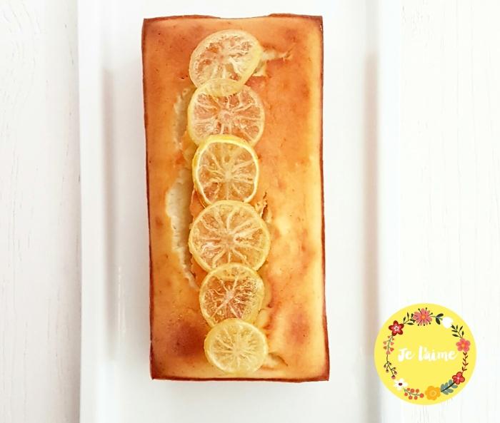 Lemon & Rosemary Loaf Cake